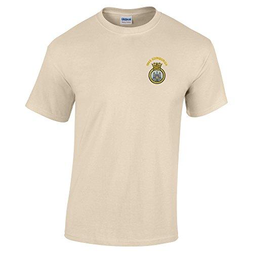 Pineapple Joe'sHerren T-Shirt Elfenbein - Desert Sand