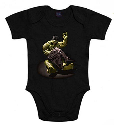 Body de NIÑOS Avenger Avenger Hulk Los Vengadores Civil War Infinity