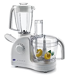 Glen GL4052 700-Watt Food Processor (White)