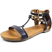 Suchergebnis auf für: tamaris sandalette in blau