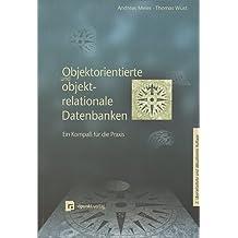 Objektorientierte und objektrelationale Datenbanken