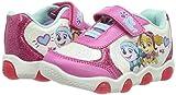 Paw Patrol Mädchen Girls Kids Athletic Sport Gymnastikschuhe, Pink (Fuchsia FUC), 28 EU