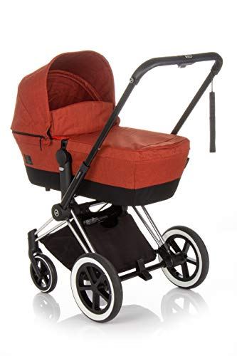 Imagen para Cochecito combi Cybex Priam Light Seat (Seat Only) Autumn Gold Burnt Red