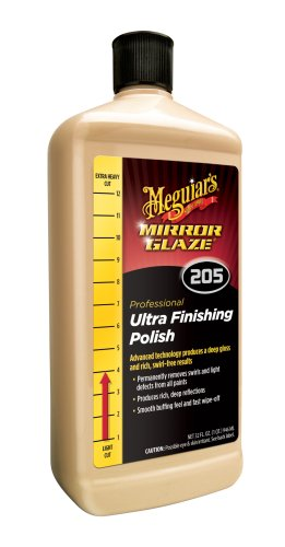 Meguiar's M205 - Ultra Finishing Polish - 946ml (Ultra Polish Finishing)