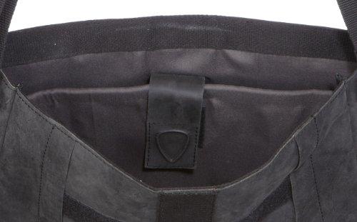 Strellson 02/92/14021-900, Sac à main homme - Noir black Noir black