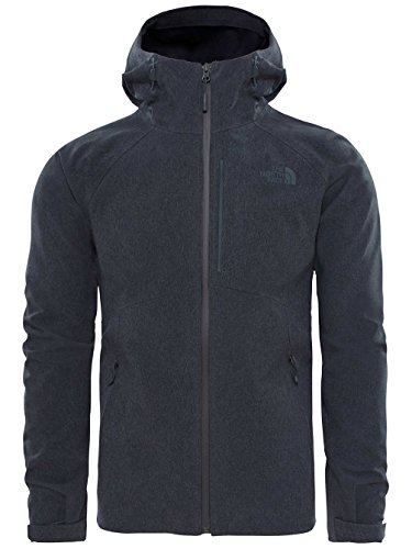 The North Face Apex Flex GTX Jacket Men Größe XXL TNF dark grey heather (Face Alpine Men North Jacket)
