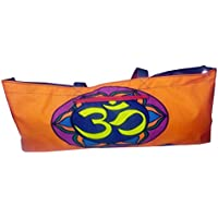 Orgner Multipurpose Yoga Mat Bags / Sports Gear Bags . Design: Om Symbol -The Sound of the Universe