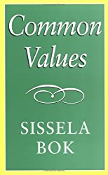 Common Values by Sissela Bok (2002-08-31)