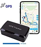 Mini GPS Smart Tracker Support Website & Phone App-long battery life and Rechargeable,Powerful