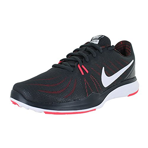 Nike Zoom Vapour 9 Tour Chaussure De Tennis Anthracite/White/Solar Red/Black