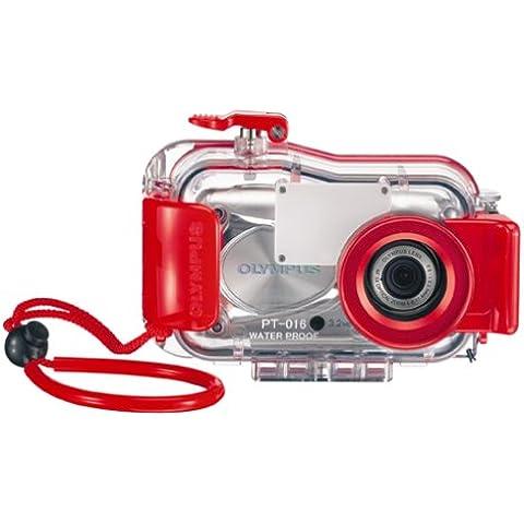 Olympus pt-016carcasa submarina para Stylus 300, 400y 410Digital cámaras