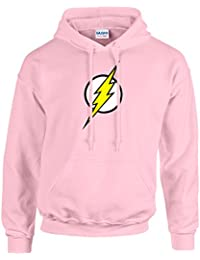 Amazon.co.uk: Pink - Hoodies / Men: Clothing