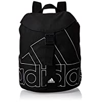 adidas Womens Backpack, Black/White - FK0524