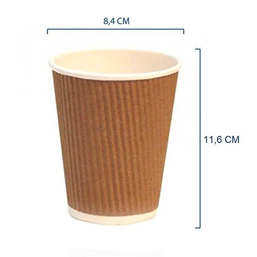 Zoom IMG-1 pz 200 bicchiere in carta