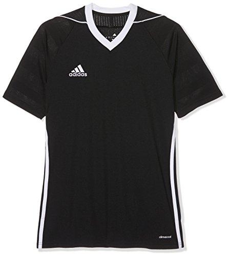 adidas Jungen Tiro 17 Trikot, Black/White, 152