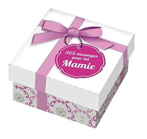 Calendrier - 365 messages pour Mamie