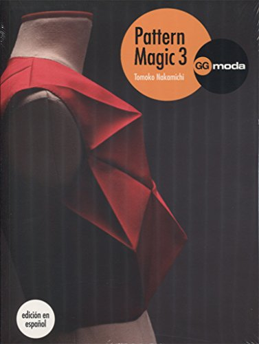 Pattern Magic vol. 3 (GGmoda) por Tomoko Nakamichi