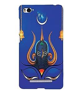 FUSON Shankar Eyes Pindi Ling 3D Hard Polycarbonate Designer Back Case Cover for Xiaomi Mi 4i :: Xiaomi Redmi Mi 4i
