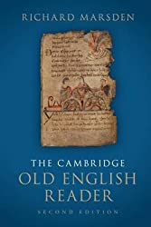 [(The Cambridge Old English Reader)] [Author: Richard Marsden] published on (April, 2015)