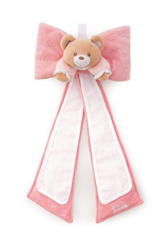 Trudi 28254 - fiocco orsetto, rosa