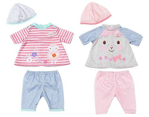 Zapf Creation 794371 - My First Baby Annabell Spiel-Outfit (2-fach sortiert, 1 Stück)