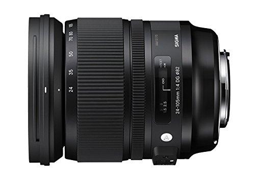 Sigma 24 - 105 mm F4 DG HSM Lens for Nikon