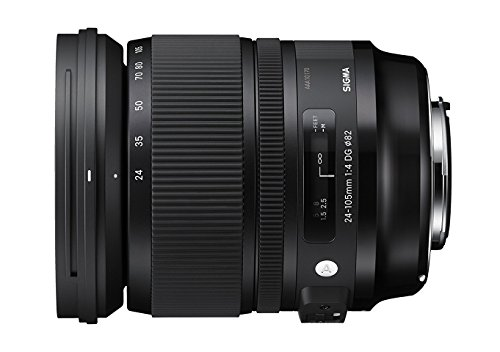 Bargain Sigma 24-105mm F4 DG HSM Lens for Sigma on Amazon