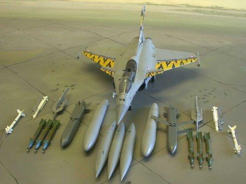 Imagen 4 de Revell 04610 - Maqueta de avión Rafale B (escala 1:48)