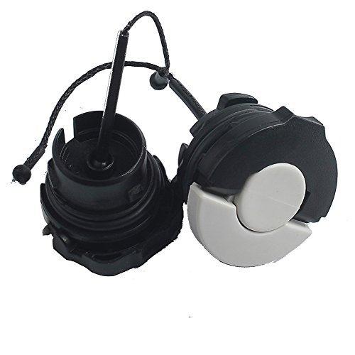 HIPA Tappo carburante per olio/STIHL HT100 HT101 HT130 HT131 HT250 MS171 MS181 MS192 MS192T MS200 MS200T MS210 MS211 MS230 MS240...