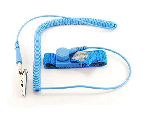 aussel-light-blue-colore-2-m-nastro-antistatico-bracciale-con-messa-a-terra-regolabile-di-riparazion