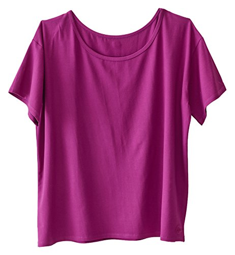KAVU Damen Cozumel T-Shirts, Damen, violett -