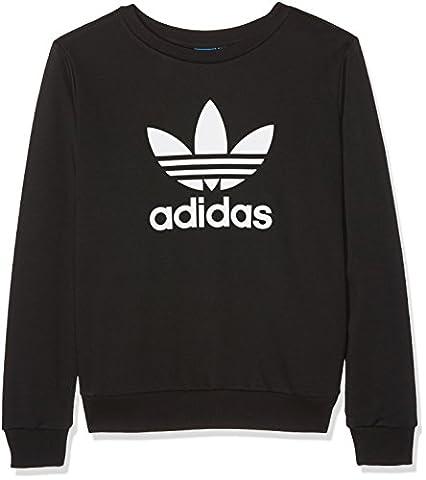 Adidas - AY8117 Sweat-Shirt - Femme - Noir - FR: 42 (40 EU)