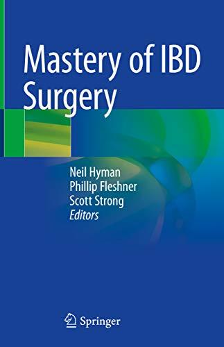 Mastery of IBD Surgery (English Edition)