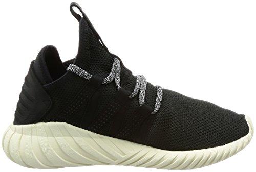 Adidas Tubular Dawn, Baskets Basses Athlétiques Pour Femme Noir (noyau Noir / Noyau Noir / Blanc Cassé)