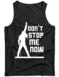 lepni.me Camisetas de Tirantes para Hombre Dont Stop me Now! Camisas