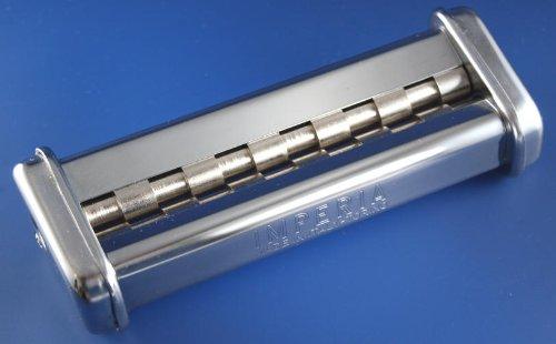 Imperia ORIGINAL VORSATZ/ZUBEHÖR/ERGÄNZU ZU NUDELMASCHINE - Made IN Italy - 13 Verschiedene Möglichkeiten (Lasagnette 12mm) -