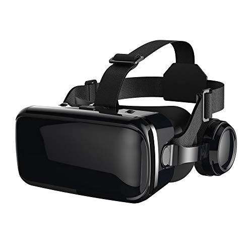 DJGHPWP VR Virtuelle Realität Brille 3D Vr 1080P HD Virtuelle Realität 3D Brille Virtuelle...