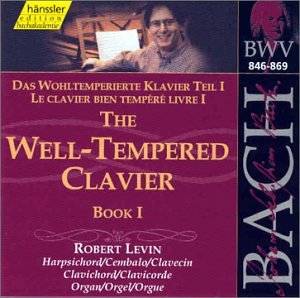 Well Tempered Clavier-Bk 1