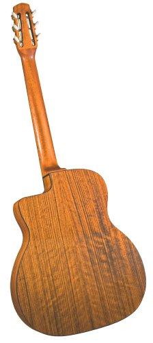 "Cigano gj-0""Petite Bouche ovale foro, Student gypsy Jazz Guitar"