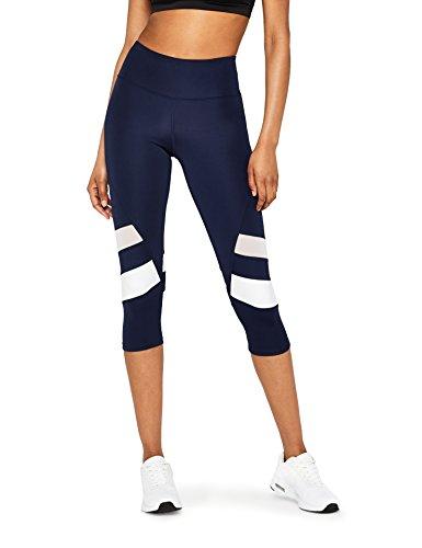 AURIQUE Leggings Sportivi Capri Donna