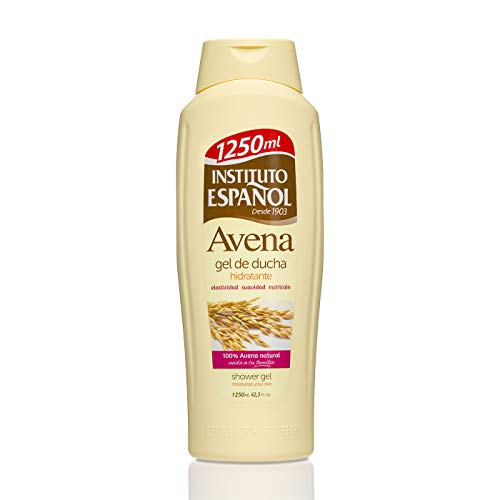 Gel Ducha Avena - Instituto Español - Pack 5 uds