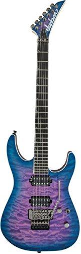 Jackson Pro Series SoloistTM SL2Q HT MAH, Ebony Fingerboard, Northern Lights -