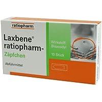 Laxbene ratiopharm Suppositorium preisvergleich bei billige-tabletten.eu