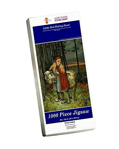 Photo Jigsaw Puzzle of Little Red Riding