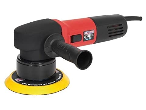 Sealey DAS150T Random Orbital Dual Action Sander Ø150mm 230V