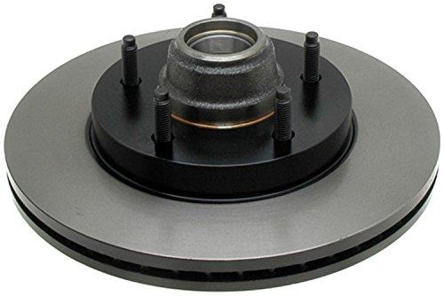 ACDelco 18a886a Vorteil keine Beschichtung vorne Bremse, Rotor und Nabe Montage (Rotor Und Nabe)