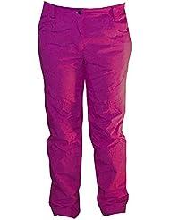 """'Ice Peak–Pantalones de esquí """"Ruth Junior para niños Dark Rosa 140"""
