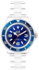 ice watch unisex armbanduhr medium big classic clear blau. Black Bedroom Furniture Sets. Home Design Ideas