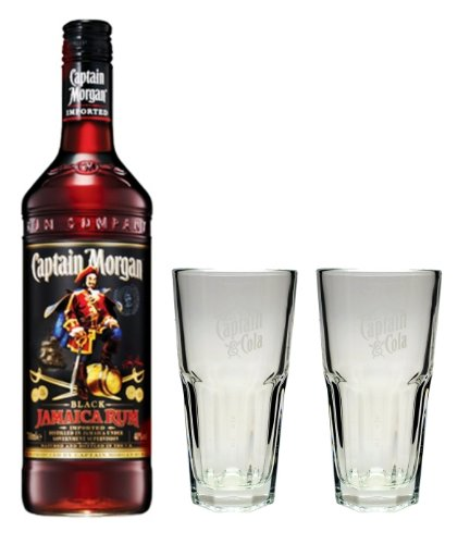 captain-morgan-black-label-rum-40-07l-set-2-longdrinkglser