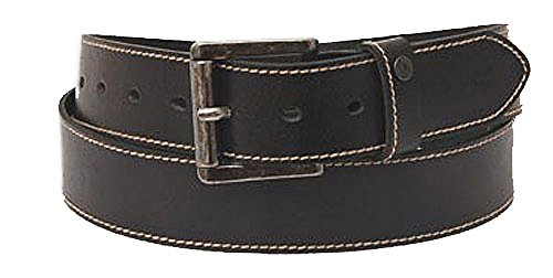 Camel active Ceinture homme casual belt leather black